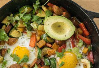 5 Healthy And Balanced Breakfast Menus